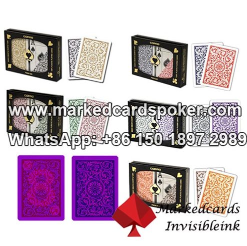 marked cards deck