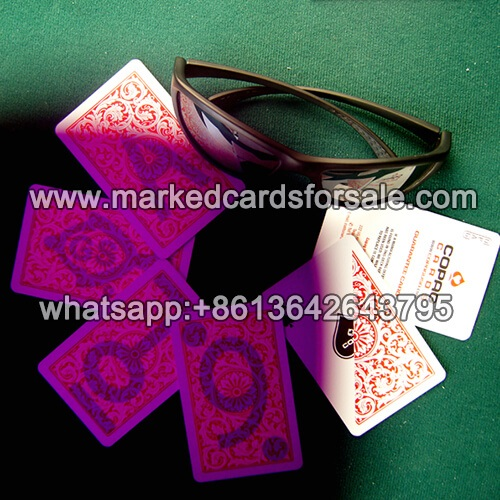Bee Marked Playing Cards for Poker Game