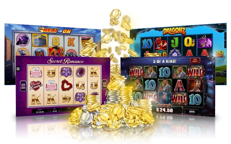 Do you know that online slot games offer interesting welcome bonuses?