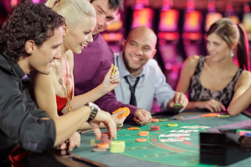 Benefits Of Playing Casino Games Via Apps