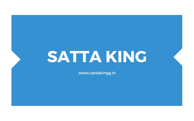 Online Lottery – The Facts About The Satta King
