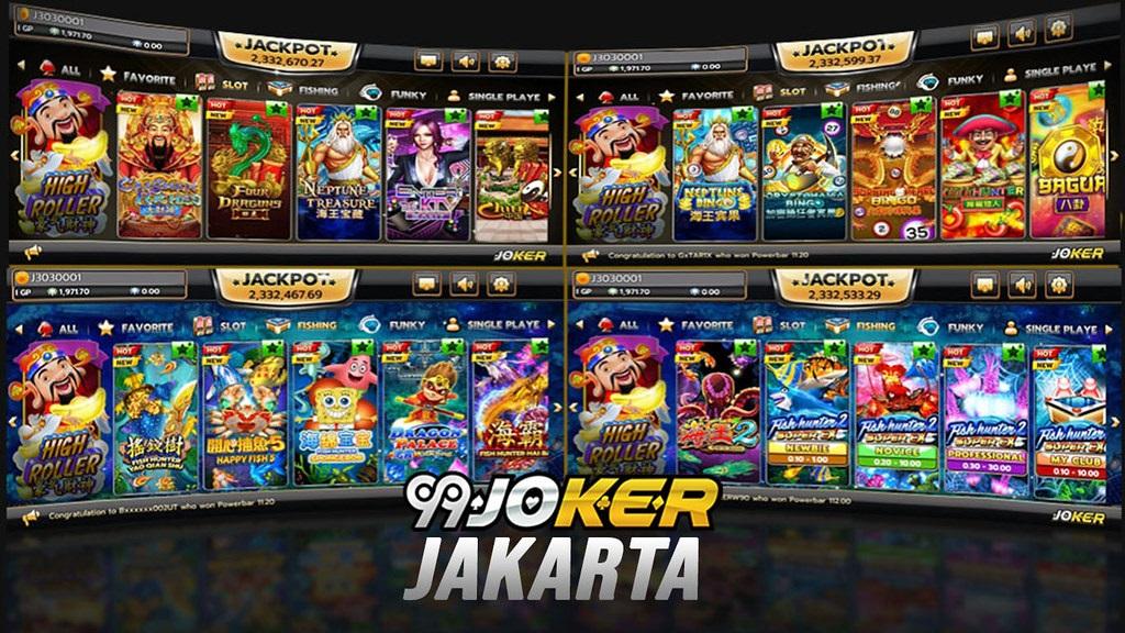 Joker388 online casino games for you